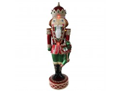 Nutcracker Resin Lit N 19875