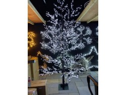 3m LED ICE WHITE LED TREE