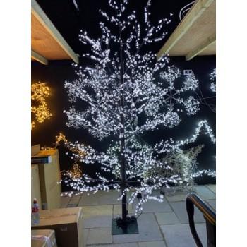 3m LED ICE WHITE LED TREE