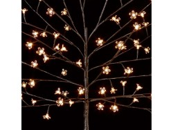 Twig Cherry Tree 1.5m Warm White