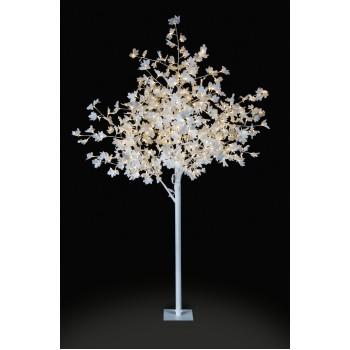 Maple Tree White LED
