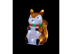 Acrylic Squirrel led