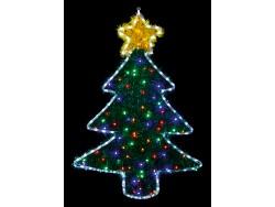 Christmas Tree Led Flashing Outdoor