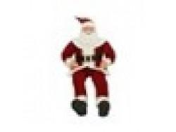 Santa Large Posable Sitting