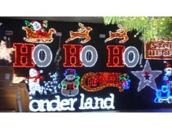 HO HO HO Led Sign