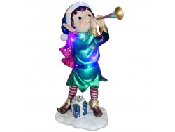 Pixie with Bugle Resin NT