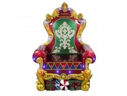 Santa Throne Resin Large NT