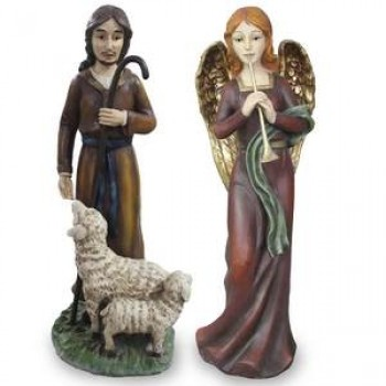 Nativity Set Extra Large Resin NT