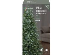 Tree Brights 750 on 18.7m ICE WHITE