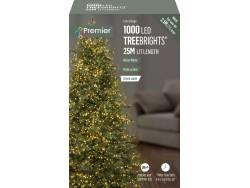 Tree Brights 1000 on 25m WARM WHITE