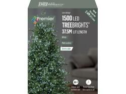 Tree Brights 1500 on 37.5m ICE WHITE
