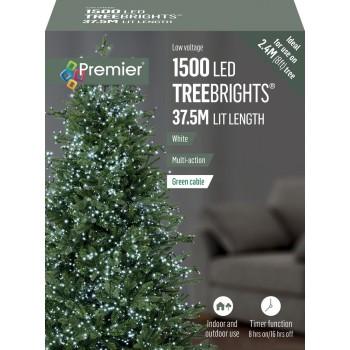 Tree Brights 1500 on 37.5m WARM WHITE