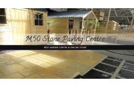 Beech Vista M50 Garden & Paving Centre.  Home of the M50 Christmas & Halloween Shops.